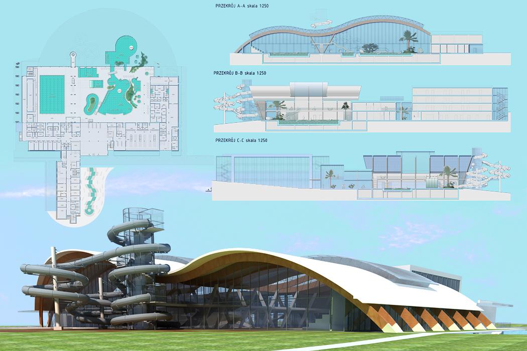 : Aquapark - Koszalin