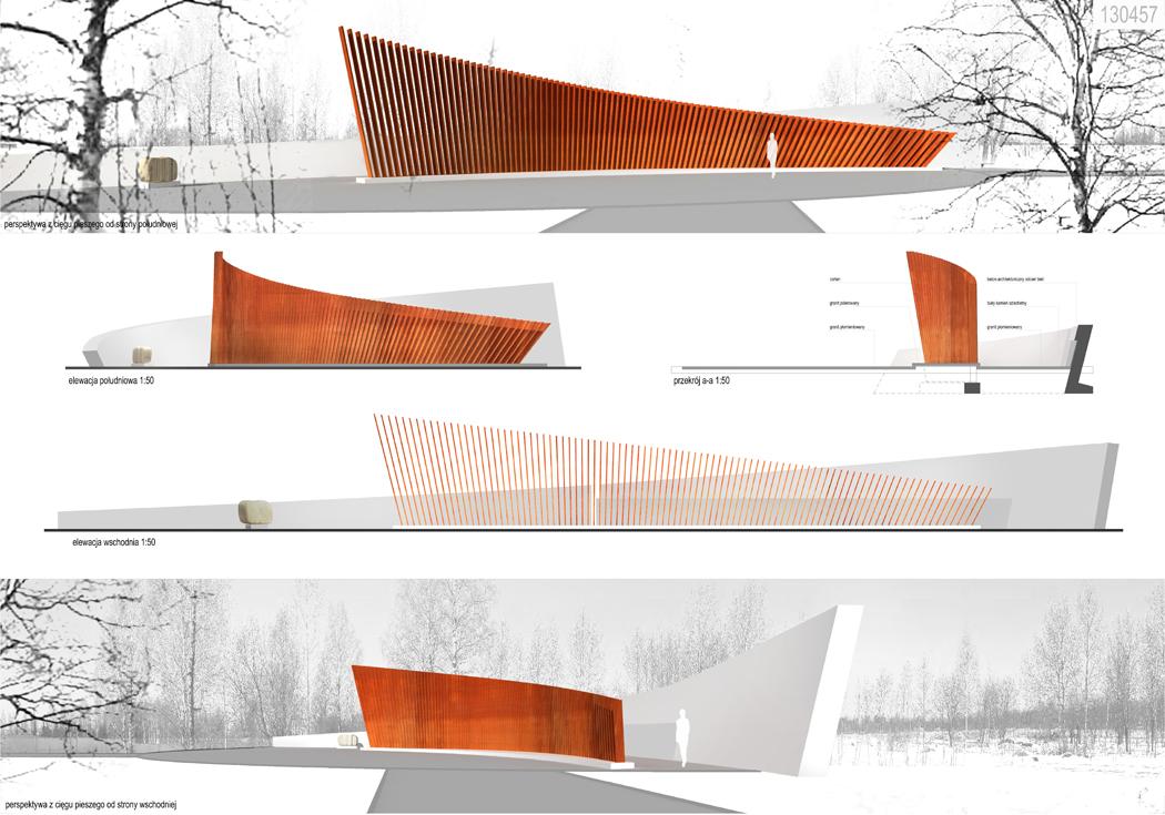 : Pomnik upamiętniający ofiary katastrofy smoleńskiej