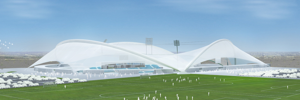 : Rozbudowa Stadionu Miejskiego im. F Krygiera w Szczecinie