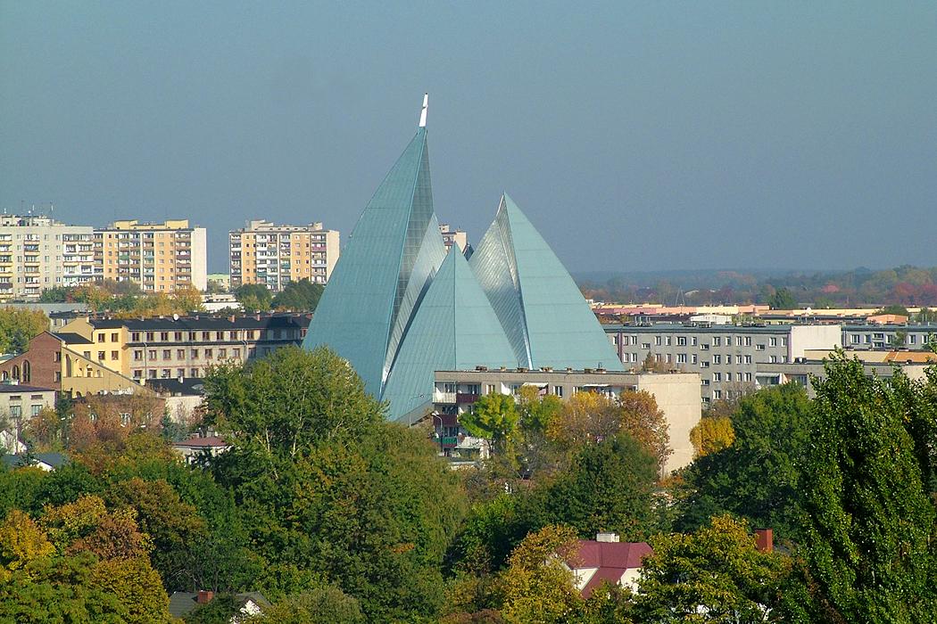 : Kościół w Radomiu - ul. Grzybowska