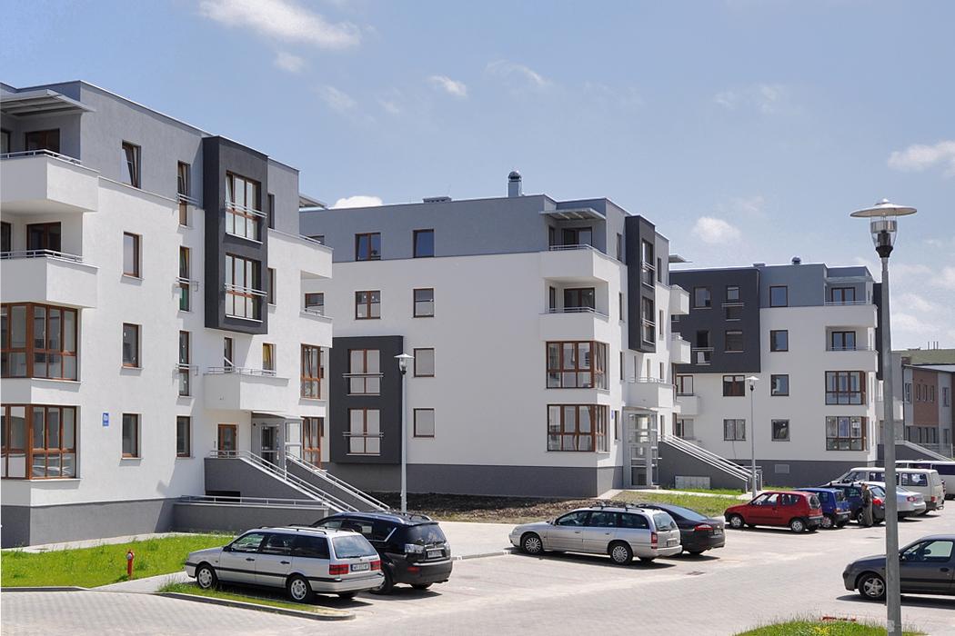 : Budynki mieszkalne - Radom, ul. Rapackiego